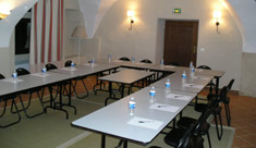 Présentation salle de réunion en U